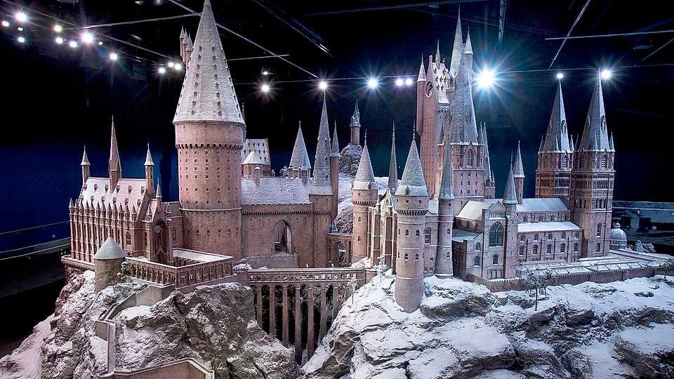 Harry Potter World has had a magical Christmas