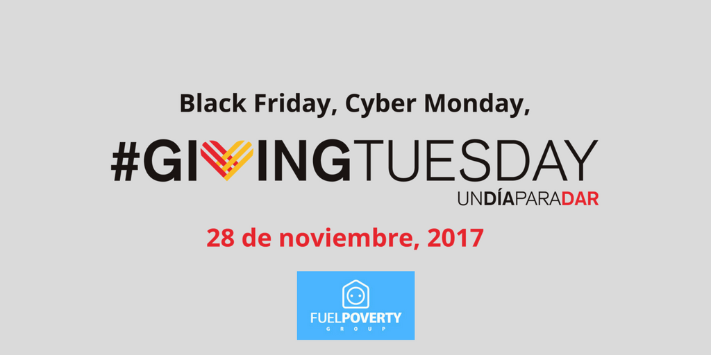 test Twitter Media - 📆📝 Apunta en tu agenda que el próximo martes es: #GivingTuesday! Un dia para dar. @Energia_Justa @Energia_JustaES https://t.co/0E4t16gLOj