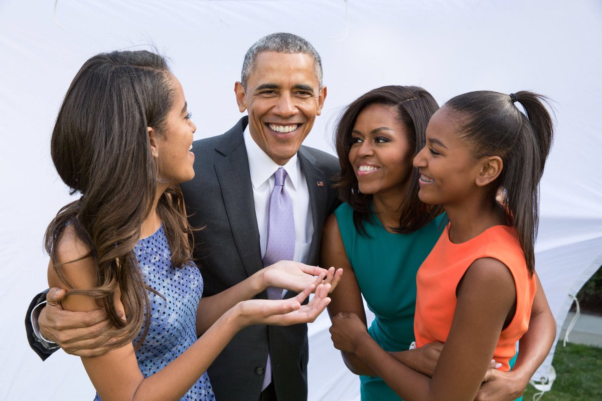 test Twitter Media - RT @BarackObama: From the Obama family to yours, we wish you a Happy Thanksgiving full of joy and gratitude. https://t.co/xAvSQwjQkz