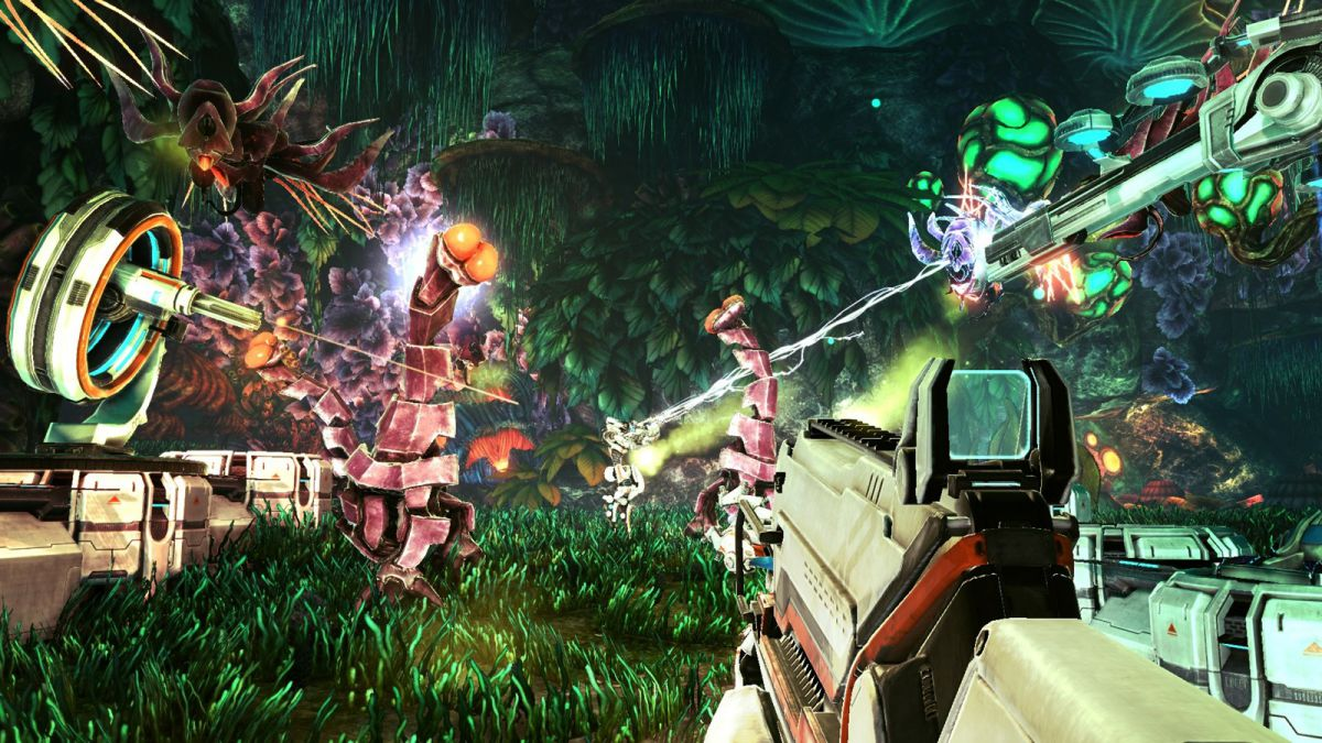 The FPS-tower defense hybrid Sanctum 2 is free in the Humble Store Fall Sale