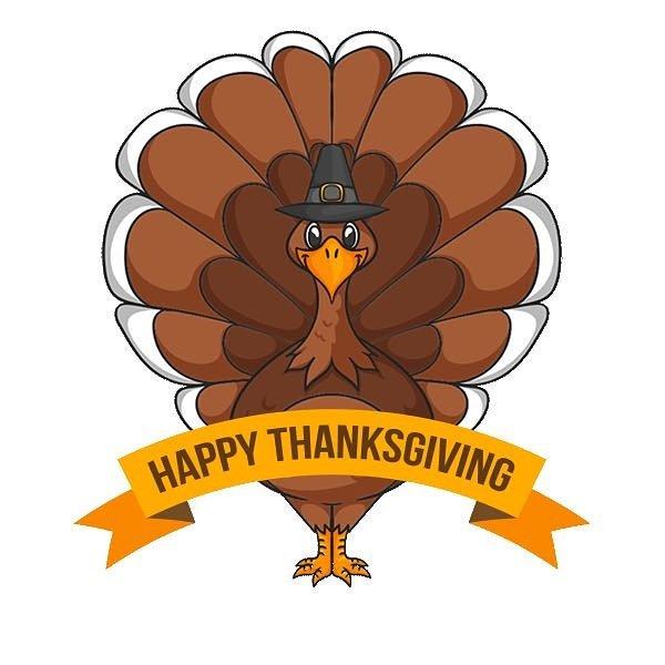 Happy Thanksgiving to all my Americain Followers 😘 B1XOsmpagG