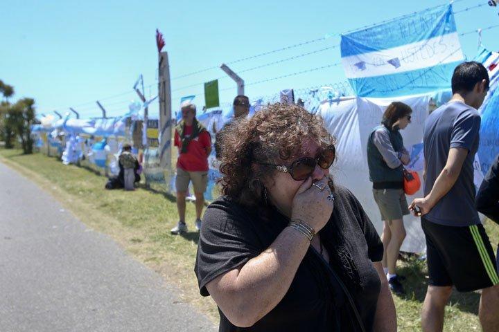 @BroadcastImagem: Marinha argentina confirma evento 'consistente com explosão' em submarino desaparecido. Esteban Felix/AP