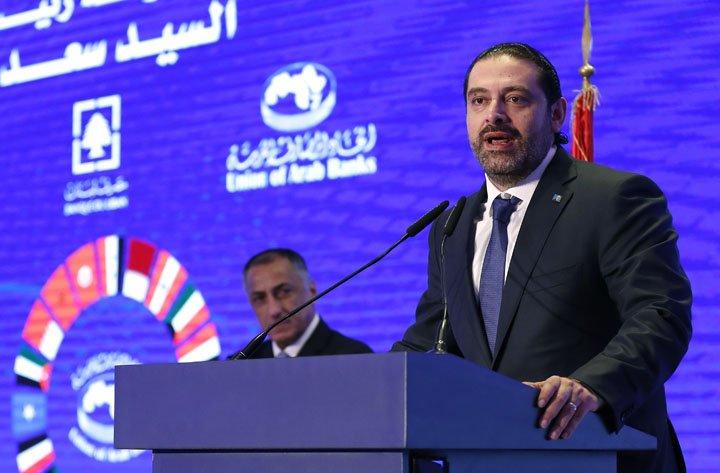 @BroadcastImagem: Saad Hariri, premiê do Líbano, afirma que prioridade de seu governo é a estabilidade do país. Hussein Malla/AP