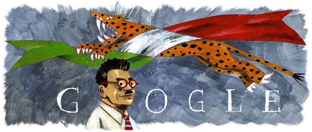 José Clemente Orozco Doodle