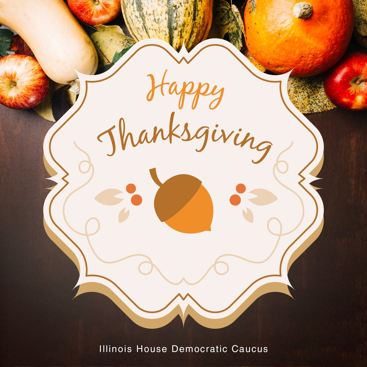 test Twitter Media - Wishing everyone a happy Thanksgiving with friends, family and loved ones! #HappyThanksgiving https://t.co/pIeIK4UQMg