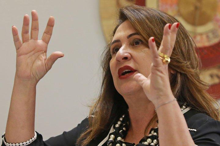 @BroadcastImagem: PMDB decide expulsar senadora Kátia Abreu (TO) do partido. Arquivo: André Dusek/Estadão