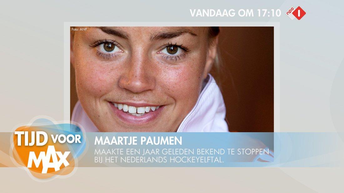 test Twitter Media - RT @tijdvoormax: Vamiddag in #tijdvoorMAX: @MaartjePaumen wil met haar biografie anderen helpen. https://t.co/9L9bCOzaRo