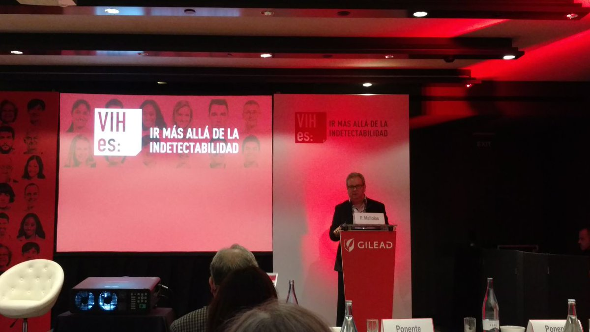 test Twitter Media - 📌 Hoy en #Barcelona estamos en 👉 VIH es: ir más allá de la indetectabilidad #VIH https://t.co/I7HepbgkE3