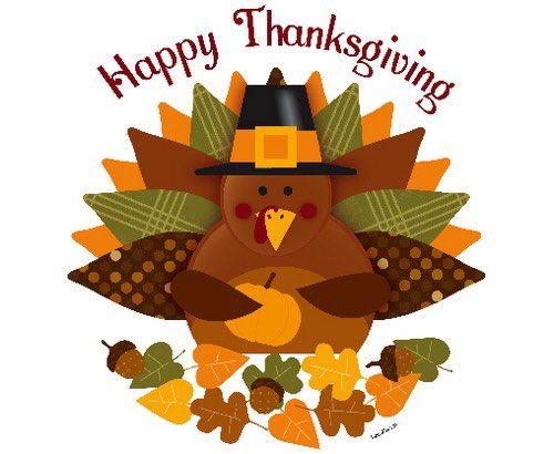 Happy Thanksgiving!!!! �� https://t.co/h0RCDpve0i