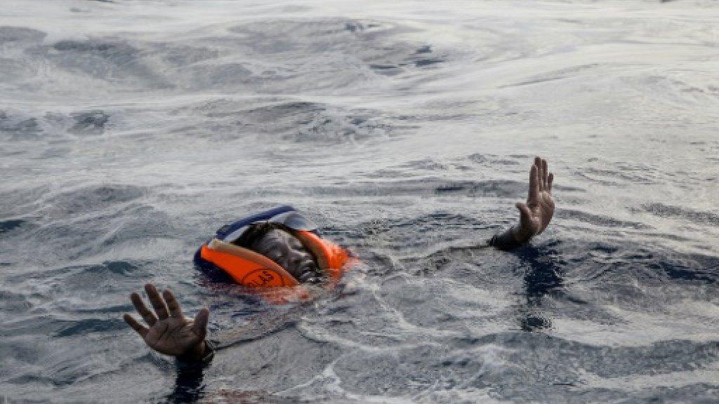 Migrant arrivals from Libya fall after EU deal: UN
