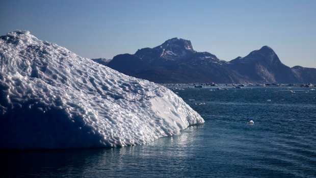 Arctic access: Inuit want to travel freely on waters between Canada and Greenland