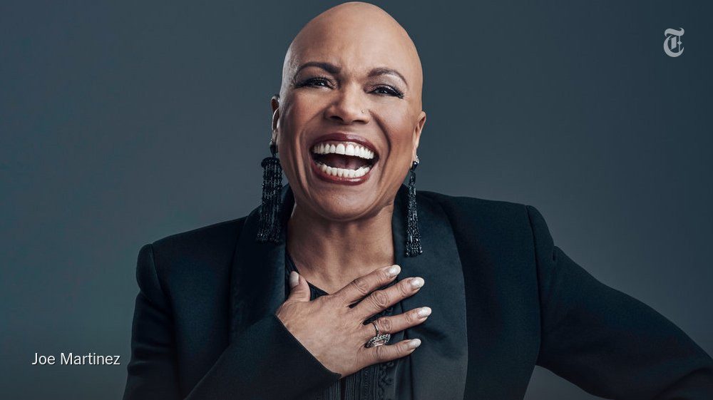 Dee Dee Bridgewater throws herself a Memphis soul party https://t.co/nB8f92HaSc https://t.co/Jl4gisCJf5