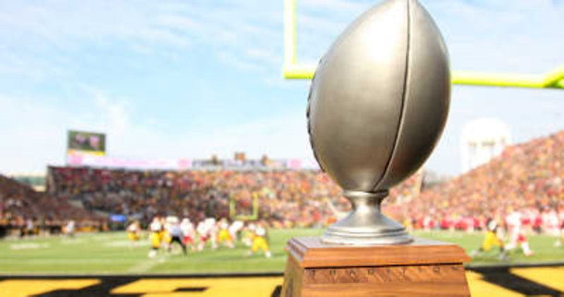 On the Beat: How Iowa playing Black Friday football has become a tradition