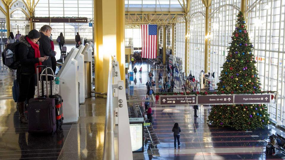 How to keep your sanity at the airport this holiday season