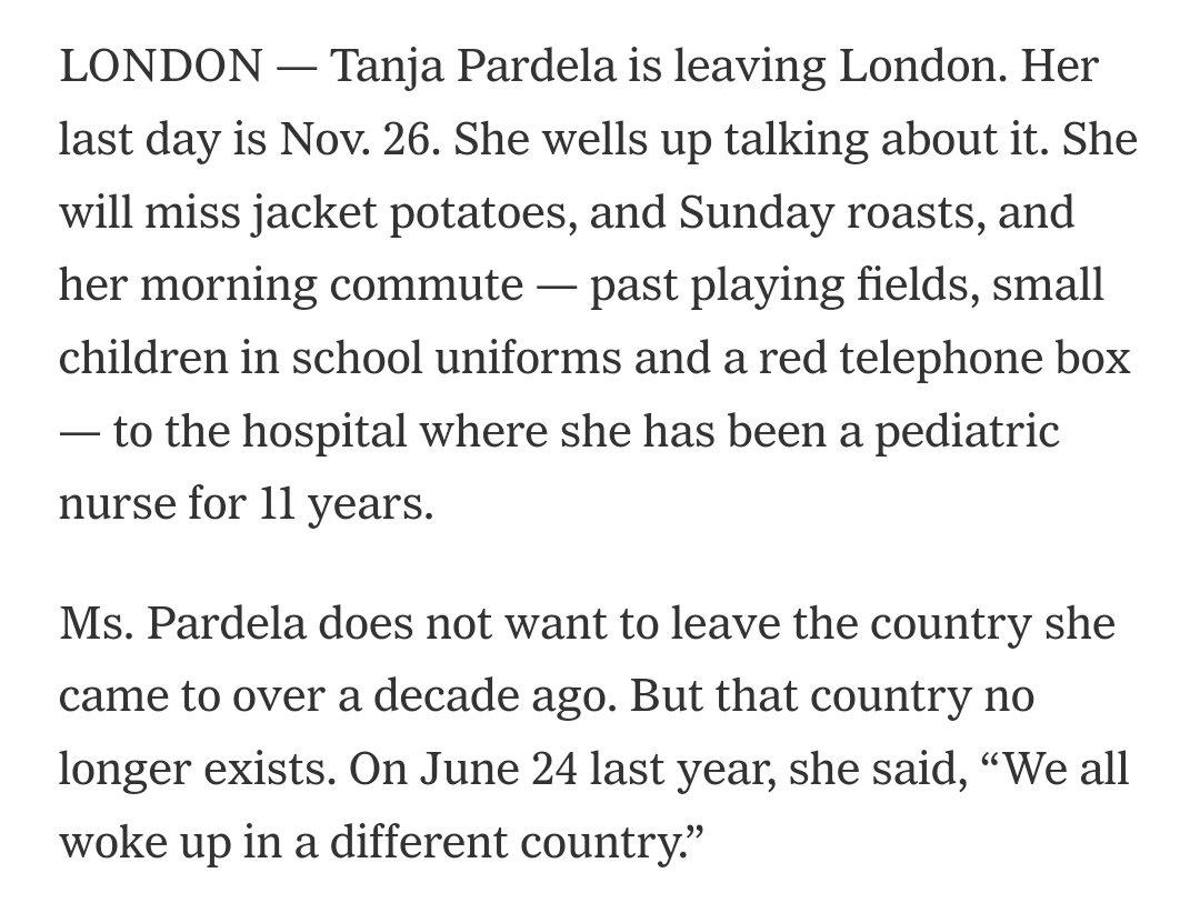The doctors and nurses leaving London https://t.co/Mu3qggBPqo https://t.co/5mWwdRD0eG