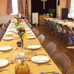 Historic Church Hosts Free Thanksgiving Meal ForCommunity