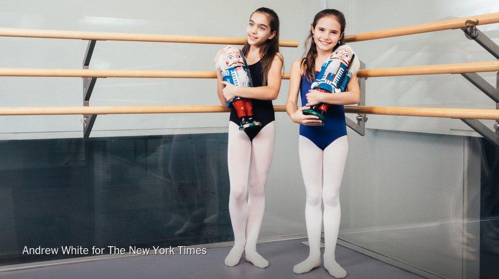 "Straight talk from the two lucky girls cast as Marie in New York City Ballet's ""Nutcracker"" https://t.co/QNWWokJi6B https://t.co/ZWESJgg2nY"