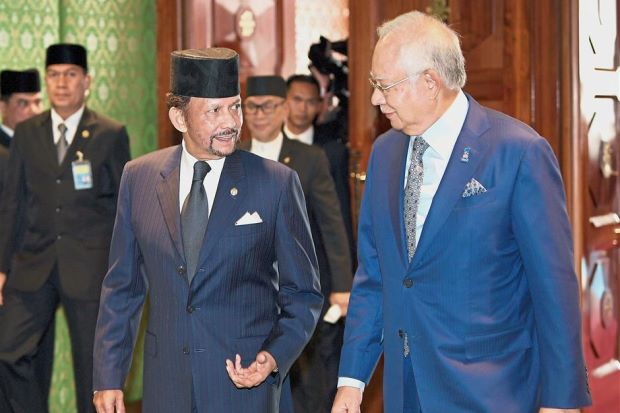 Malaysia-Brunei ink O&G deal - Nation