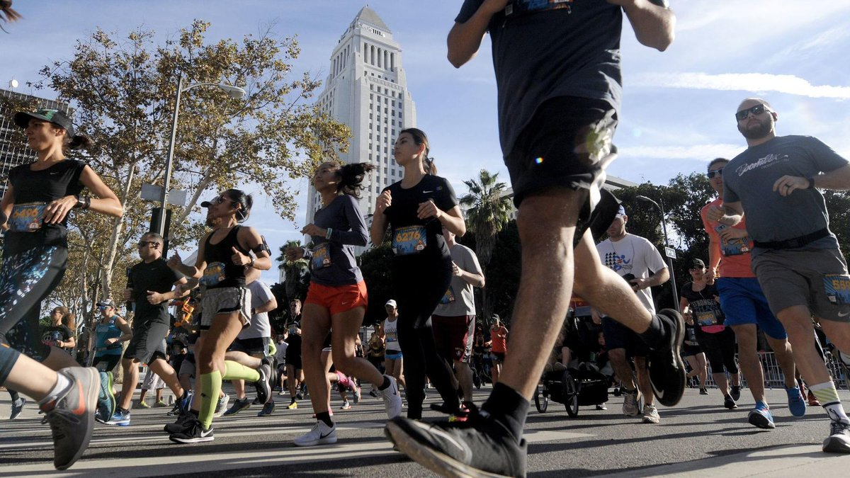 Downtown L.A. records hottest Thanksgiving since 1877