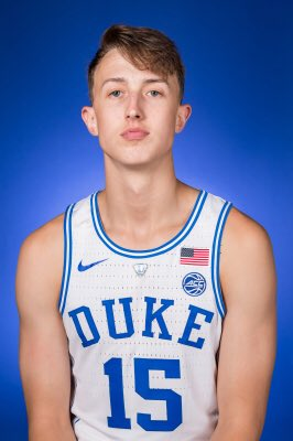 congrats to this guy on somehow becoming the most hateable player on a team starring grayson allen. https://t.co/hrccLHzP0P