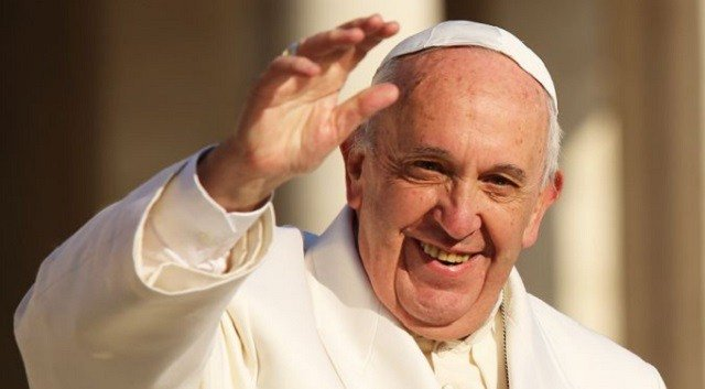 Pope prays for peace in South Sudan and DR Congo