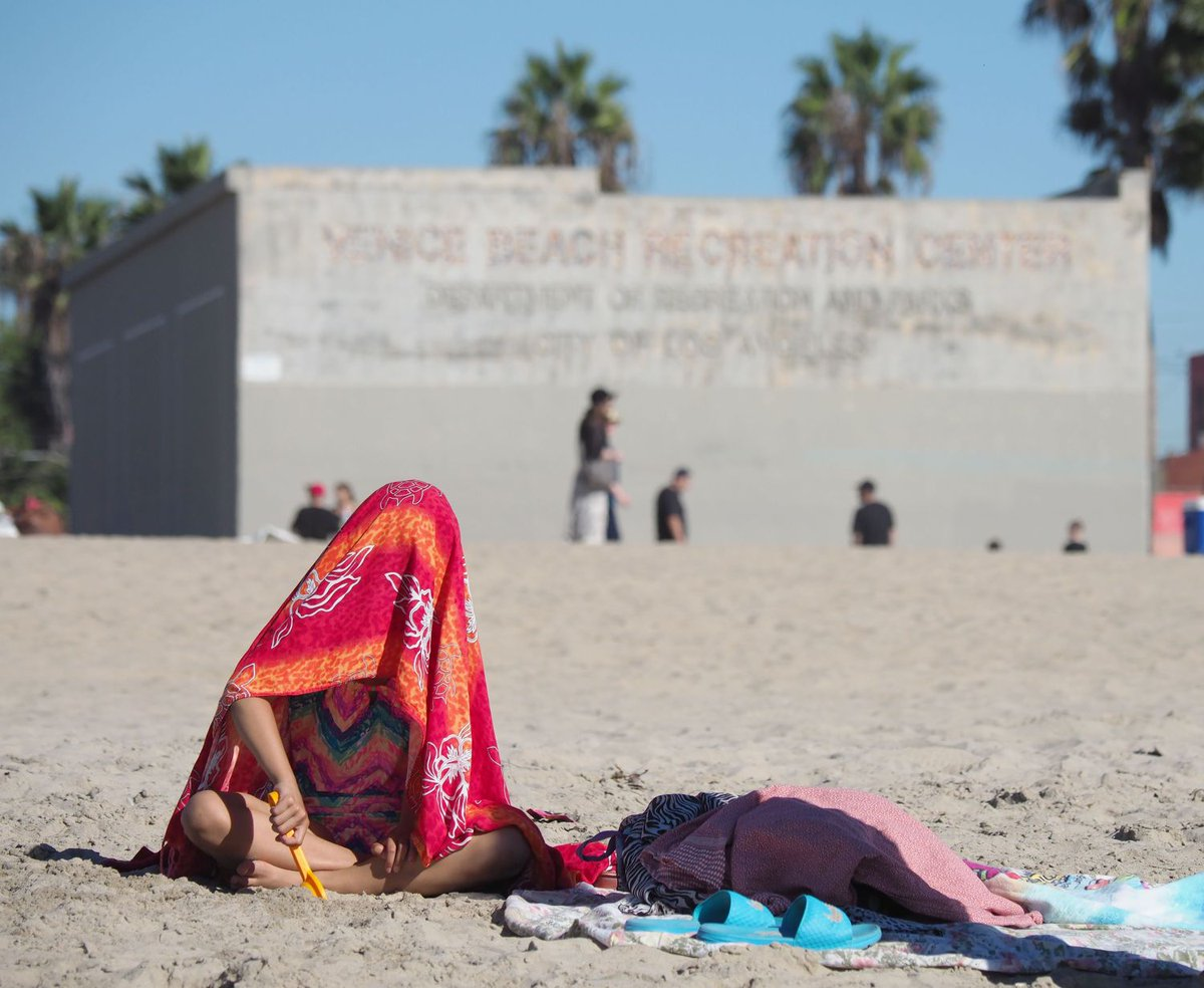 LA Experiences Hottest Thanksgiving Day Ever