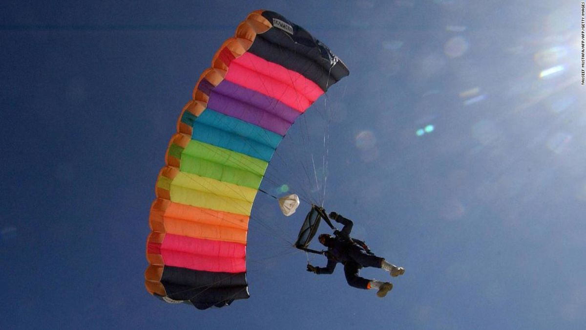 Welcome to Bir, paragliding capital of India via @CNNTravel