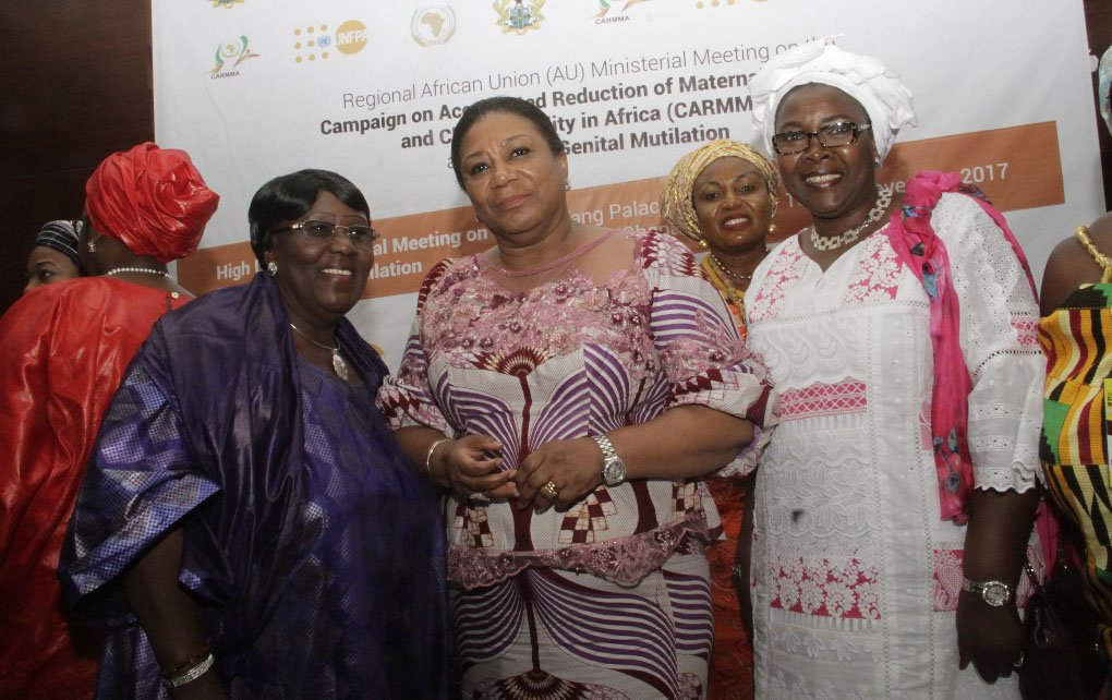 First Lady Fights FGM