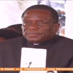 Mnangagwa takes oath as president of Zimbabwe tomorrow