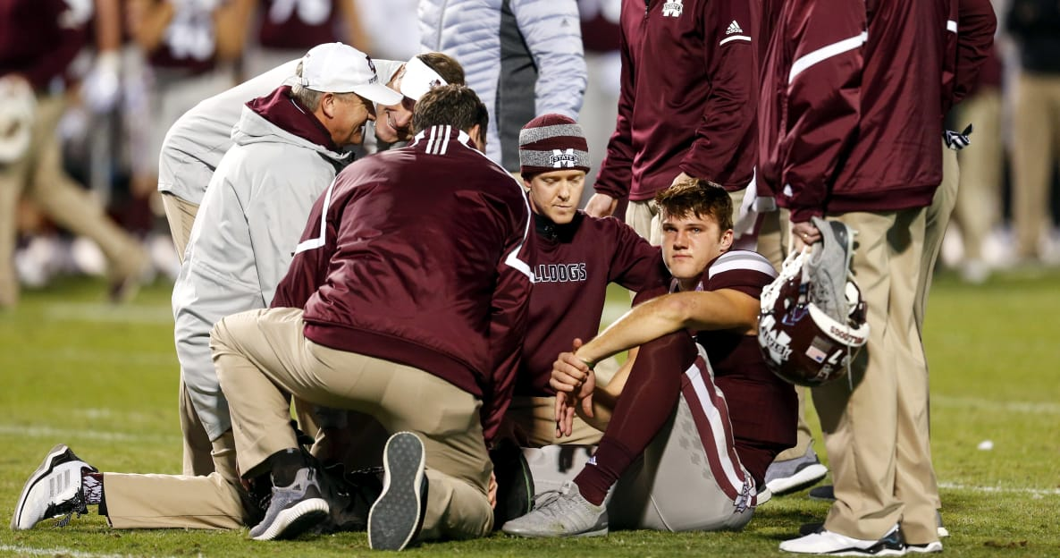 Nick Fitzgerald addresses questionable gesture he made to teammates while leaving the field