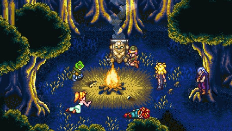 A look back at one of Chrono Trigger's most important scenes. https://t.co/8D4EPdiq4A https://t.co/zmAaaHh9lN