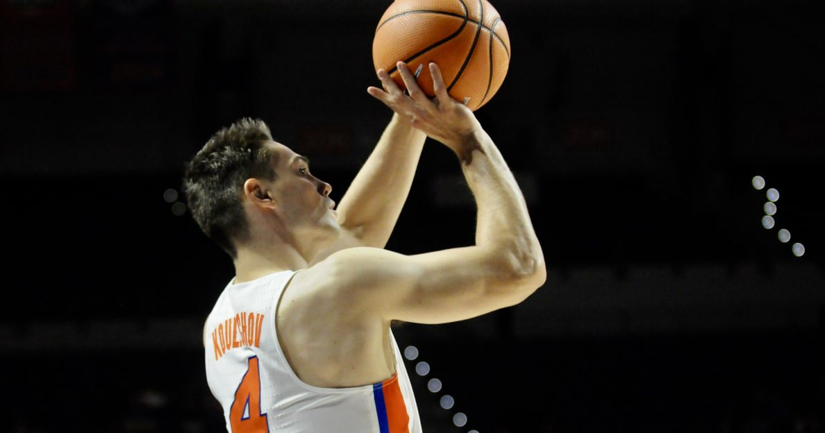 Florida basketball: Offensive barrage lifts Gators over Stanford