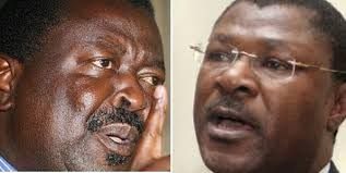 Kalonzo and I have no plans of abandoning Raila for Uhuru-Musalia Mudavadi