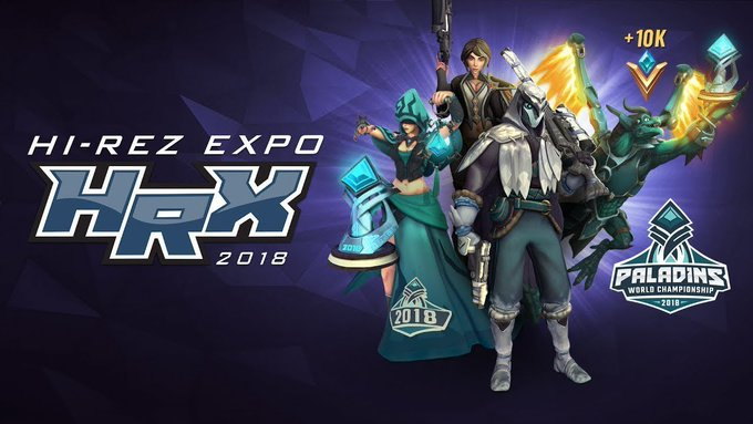 HRX digital lootpack 2017+2018