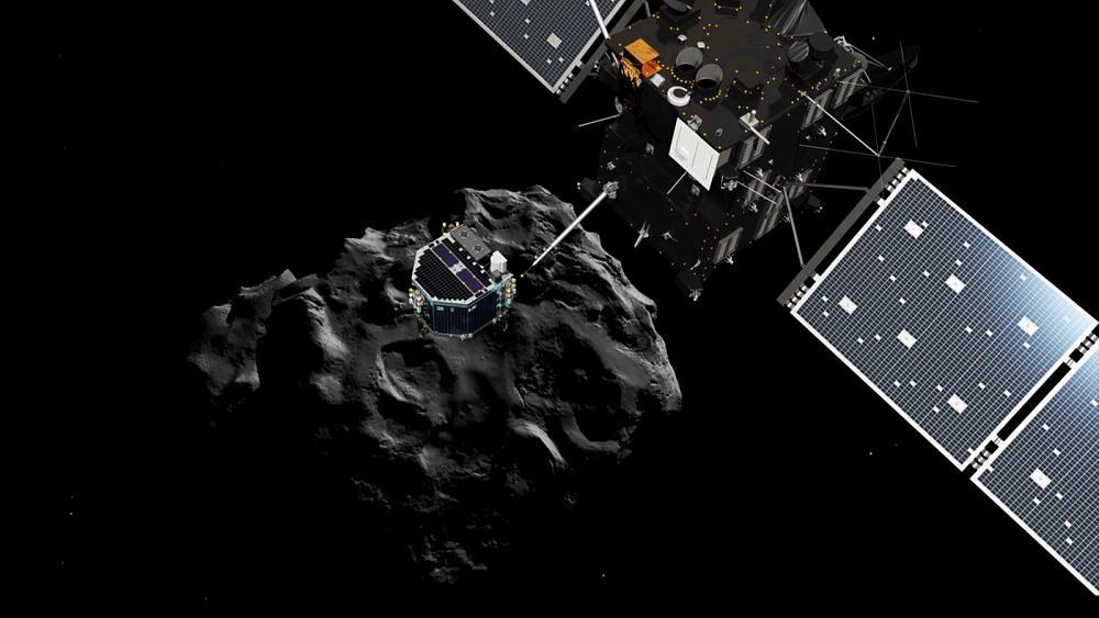 Legends of Space, ep 10: Rosetta and Philae