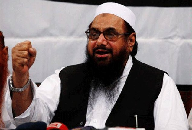 US calls for Pakistan to arrest and charge recently freed Jamaat-ud Dawa (JuD) chief Hafiz Saeed #PakServesSaeed