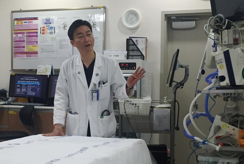 North Korea's wounded defector 'nice guy,' likes CSI: surgeon