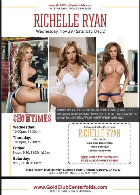 12:30 lunch show happening at @CenterfoldsSac today...I have some special giveaways for you early birds