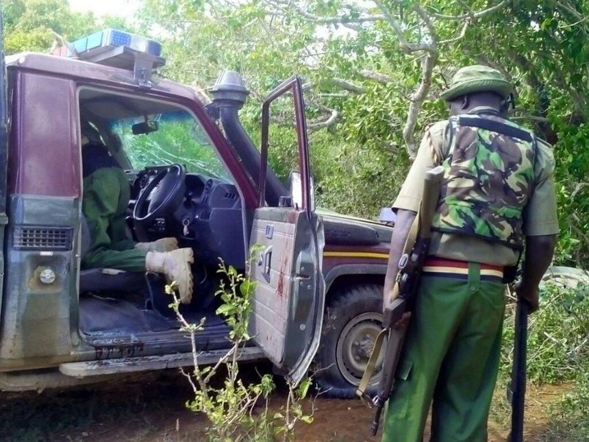 Potholed Lamu-Garsen Road puts our lives at risk of Shabaab attacks, say motorists