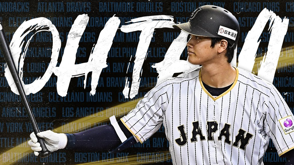 He's coming!  Now where will Shohei Ohtani land? �� https://t.co/dhBQ4YrjHa