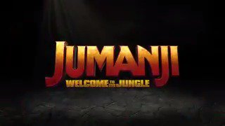 Welcome to the jungle! #Jumanji tickets are ON SALE NOW! Grab your seat: https://t.co/aGBXbKdXpa https://t.co/eVX2qMyDe1