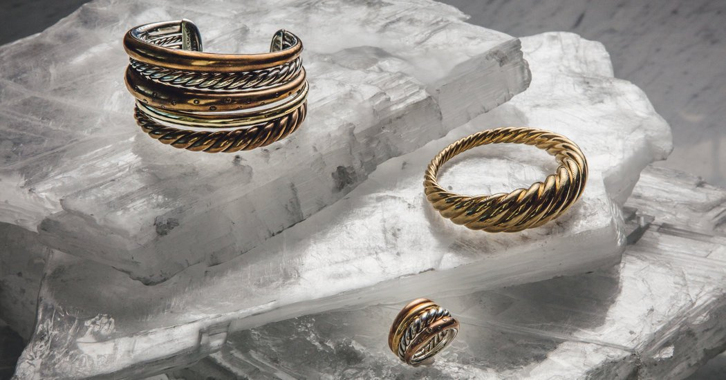 David Yurman Jewelry: 'This is an Art Project'