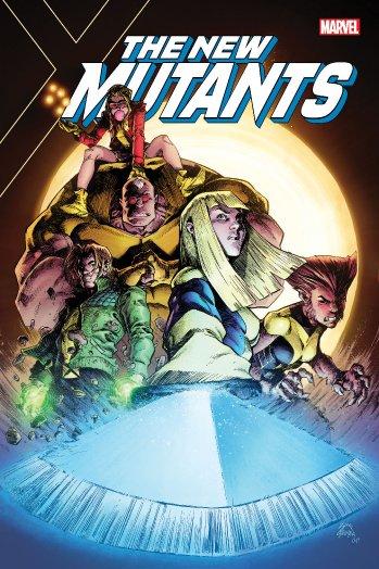 .@Marvel revives NewMutants comic ahead of next year's movie