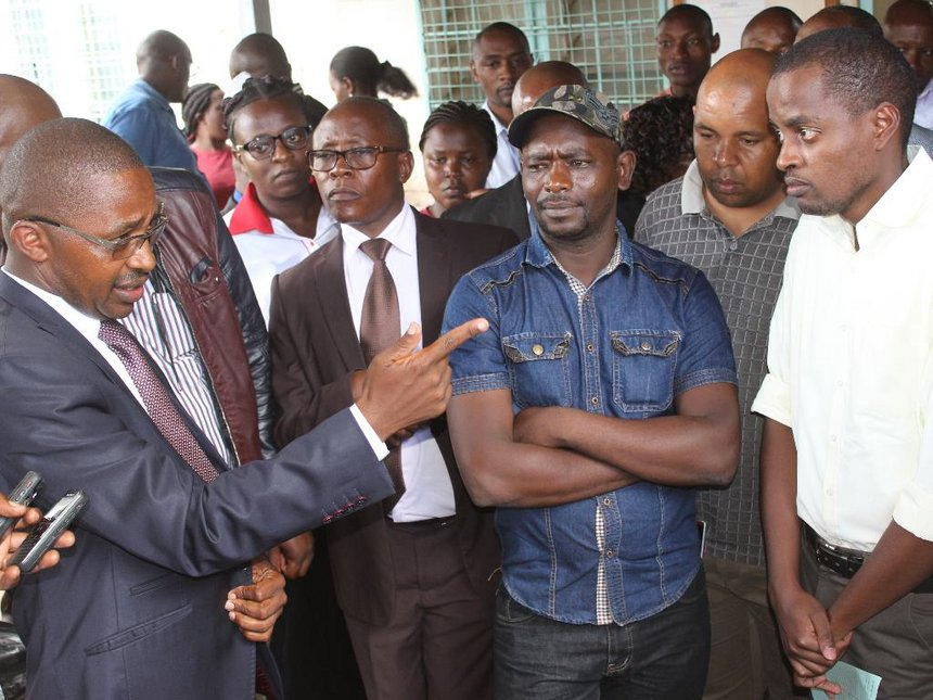 Medics and chemists collude to defraud patients, says Wairia