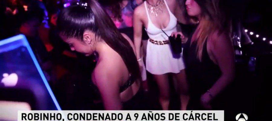 """La condena a Robinho por violación """"La dejaron inconsciente e incapaz de oponerse"""" ►"""