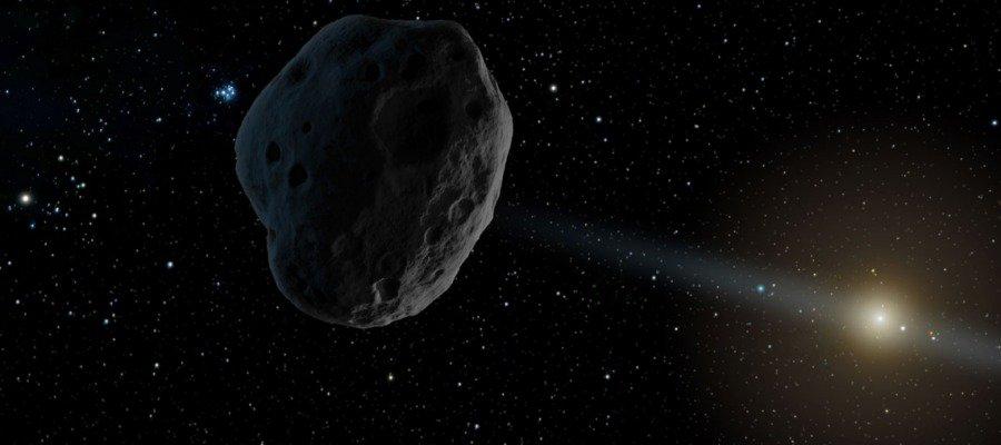 """Un asteroide """"destructor"""" de 5 km de diámetro visitará la órbita de La Tierra en diciembre ►"""