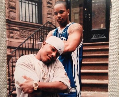 "DAMN.Mase goes in on Cam'ron on new diss song ""The Oracle."""