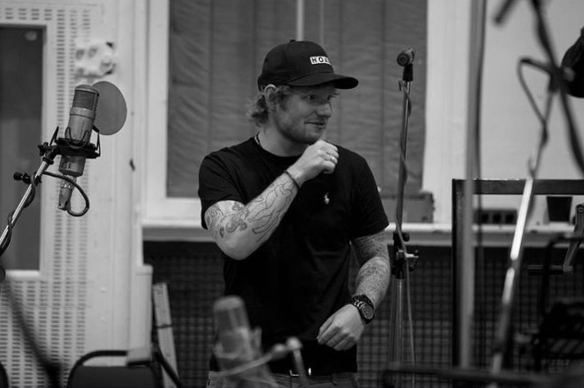 "RT @EdSheeran_EU: ""@/MarkSurridge""  Ed on Instagram https://t.co/06qd1aORny"