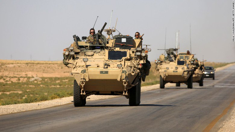 As ISIS retreats, the US is set to reveal troop numbers in Syria