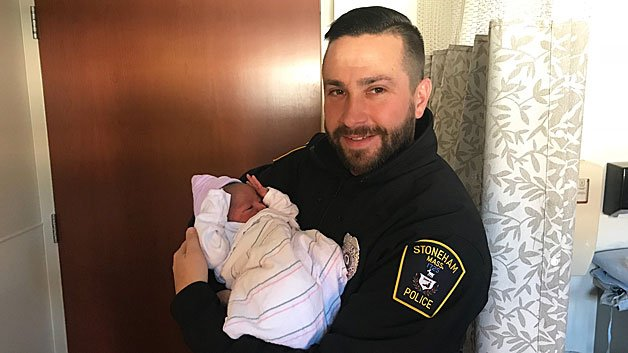 Police Help Deliver Baby At Home Thanksgiving Night
